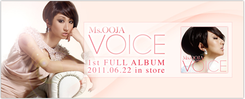 Voice(1st FULL ALBUM)2011.6.22